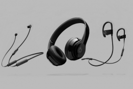 Beats By Dr. Dreから新機能を搭載したイヤホン&ヘッドホン3種類が発売