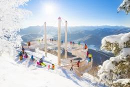 冬だけの絶景「霧氷テラス」が今年もオープン!11月26日から