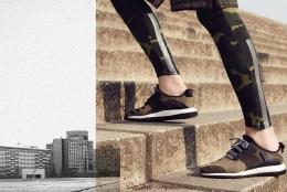普段着感覚のミリタリー風スポーツウェアが発売開始   adidas Day One
