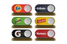 日用品をボタンひとつでポチッと購入。アマゾン「Dash Button」が実質無料でリリース!