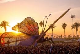 世界最大級の野外フェス「Coachella」の2017年ラインナップが発表