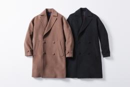 メンズコートの種類とおすすめブランド、着こなしを総チェック